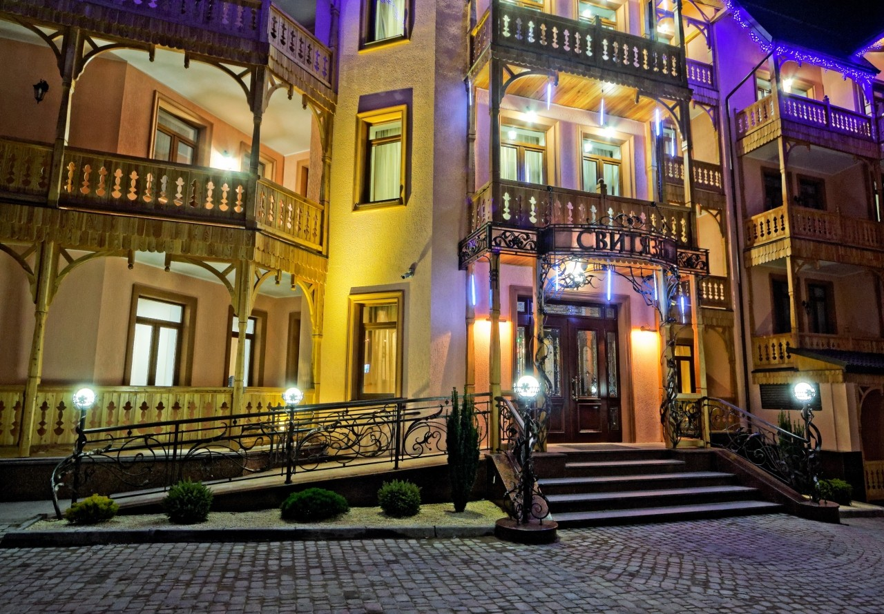 Hotels of Truskavets: a selection of sites