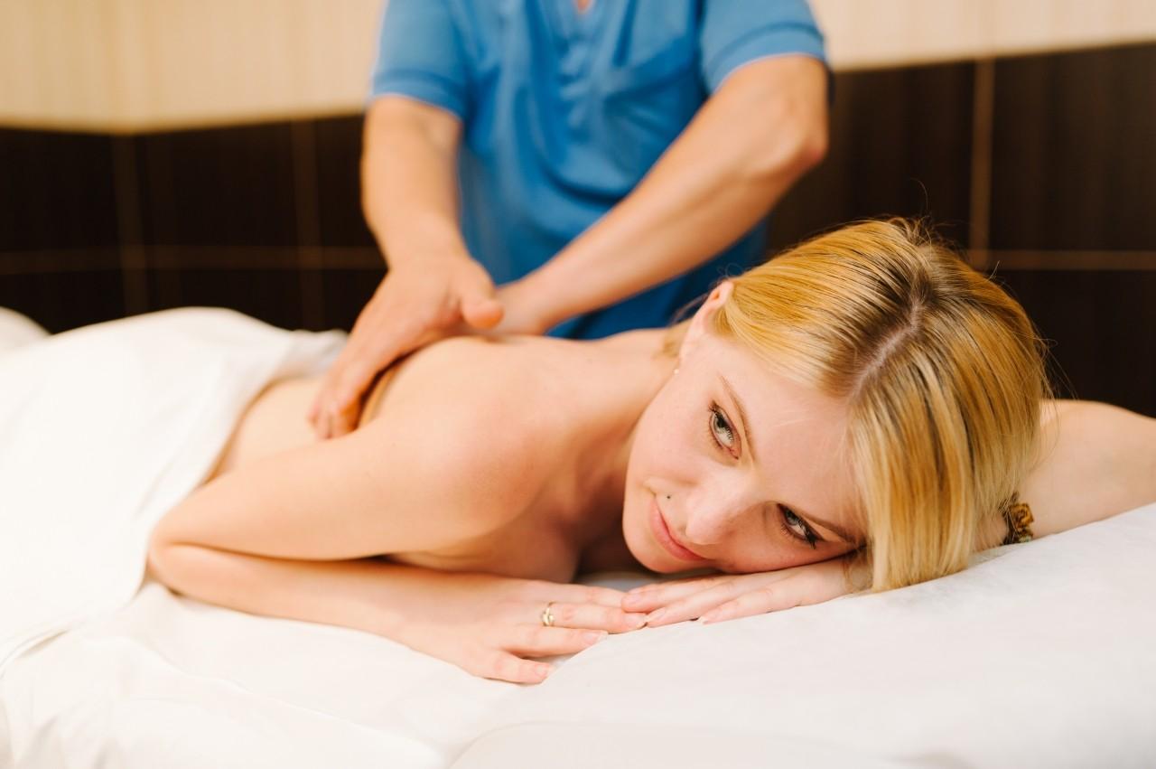 массаж в курортно-лечебном отеле СВИТЯЗЬ